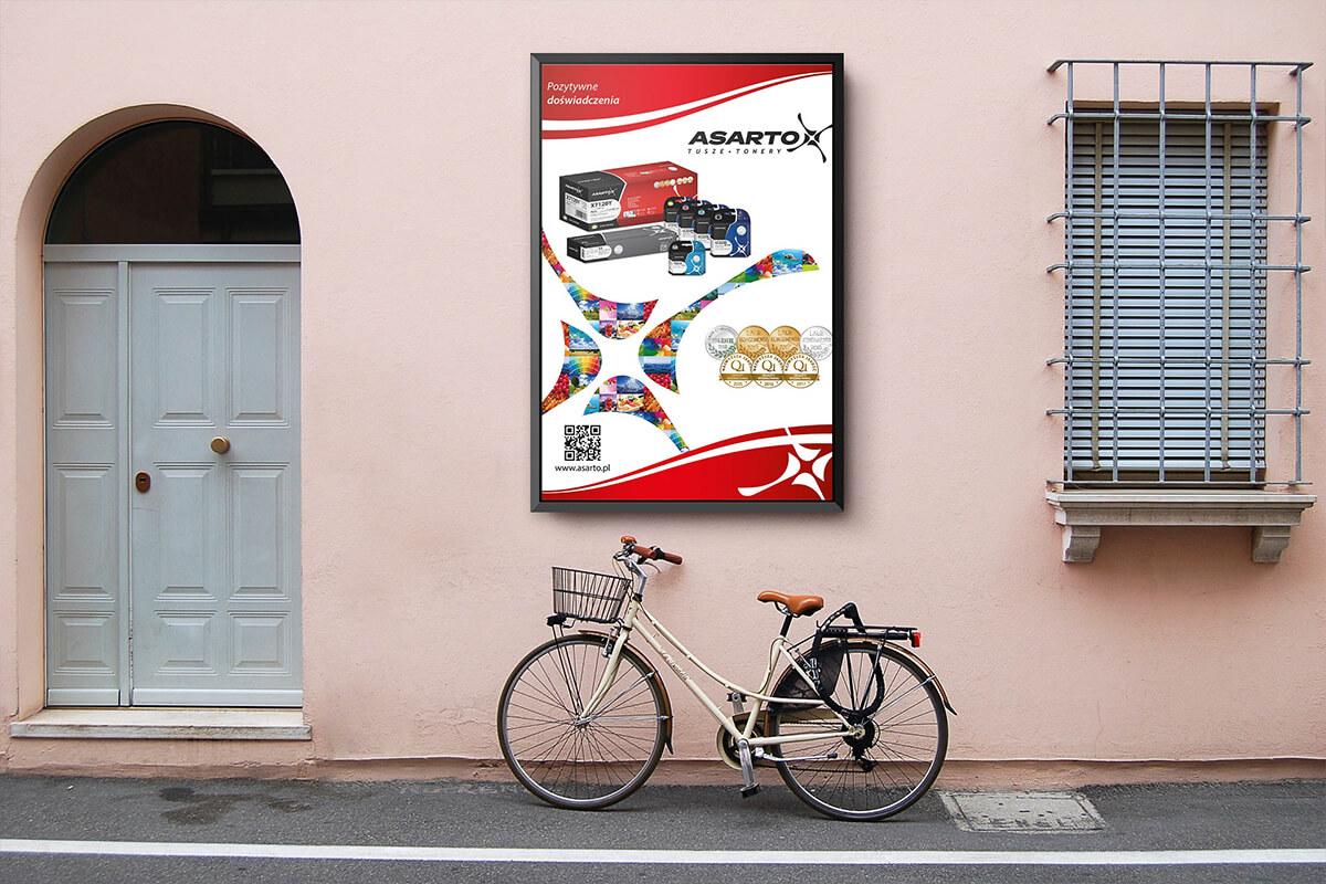 Advert in Marcin Dziubak Portfolio