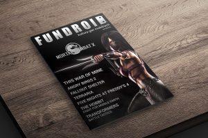 Cover page in Marcin Dziubak Portfolio