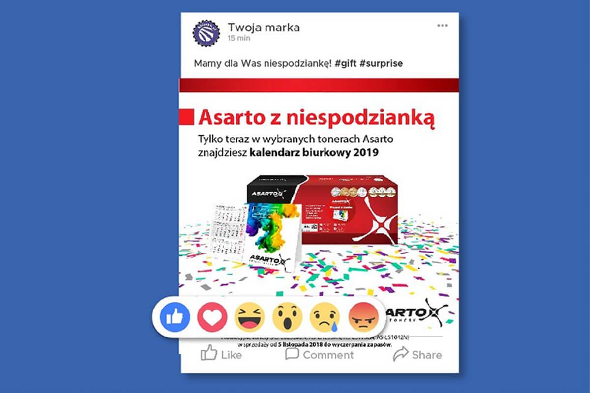 Internet advert in Marcin Dziubak Portfolio